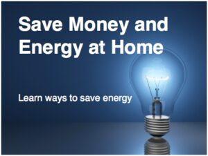 Reduce your Riverside California Energy Bills